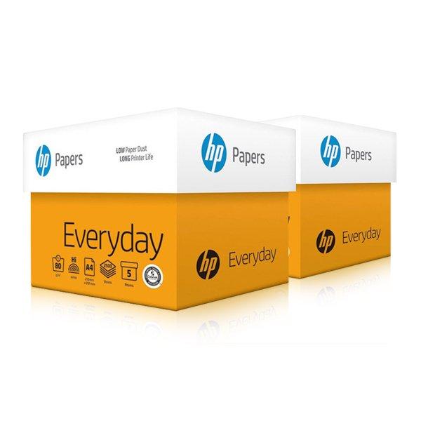 2박스 HP복사용지A4 80g HP 500매X5권 박스