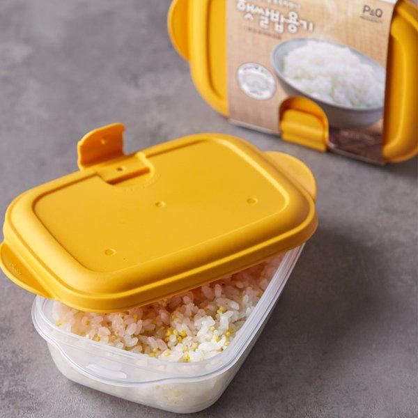 락앤락 햇쌀밥용기_400ml(2P)]