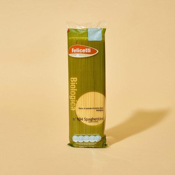 펠리체티 유기농 스파게티 500g