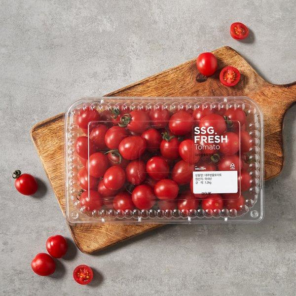 대추방울토마토 1.2kg (팩)