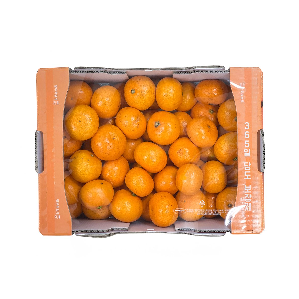 [국내산] 새콤달콤 당도선별 감귤 3kg/박스