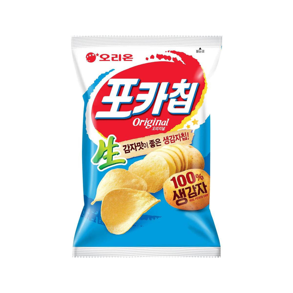 [오리온] 포카칩 오리지널 66g