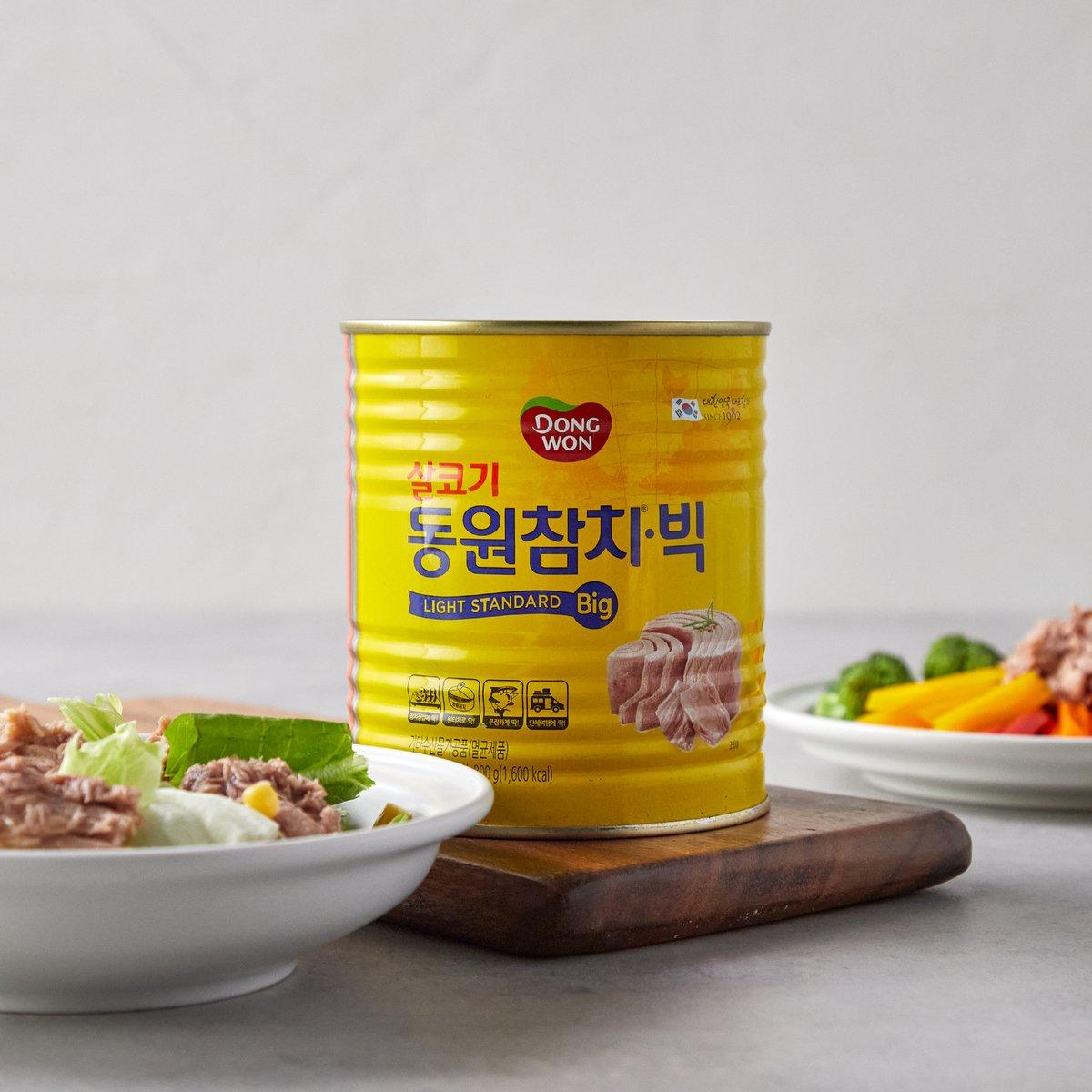 동원F&B 살코기 참치 빅 800g