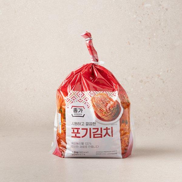 [종가집] 포기김치 2.3kg