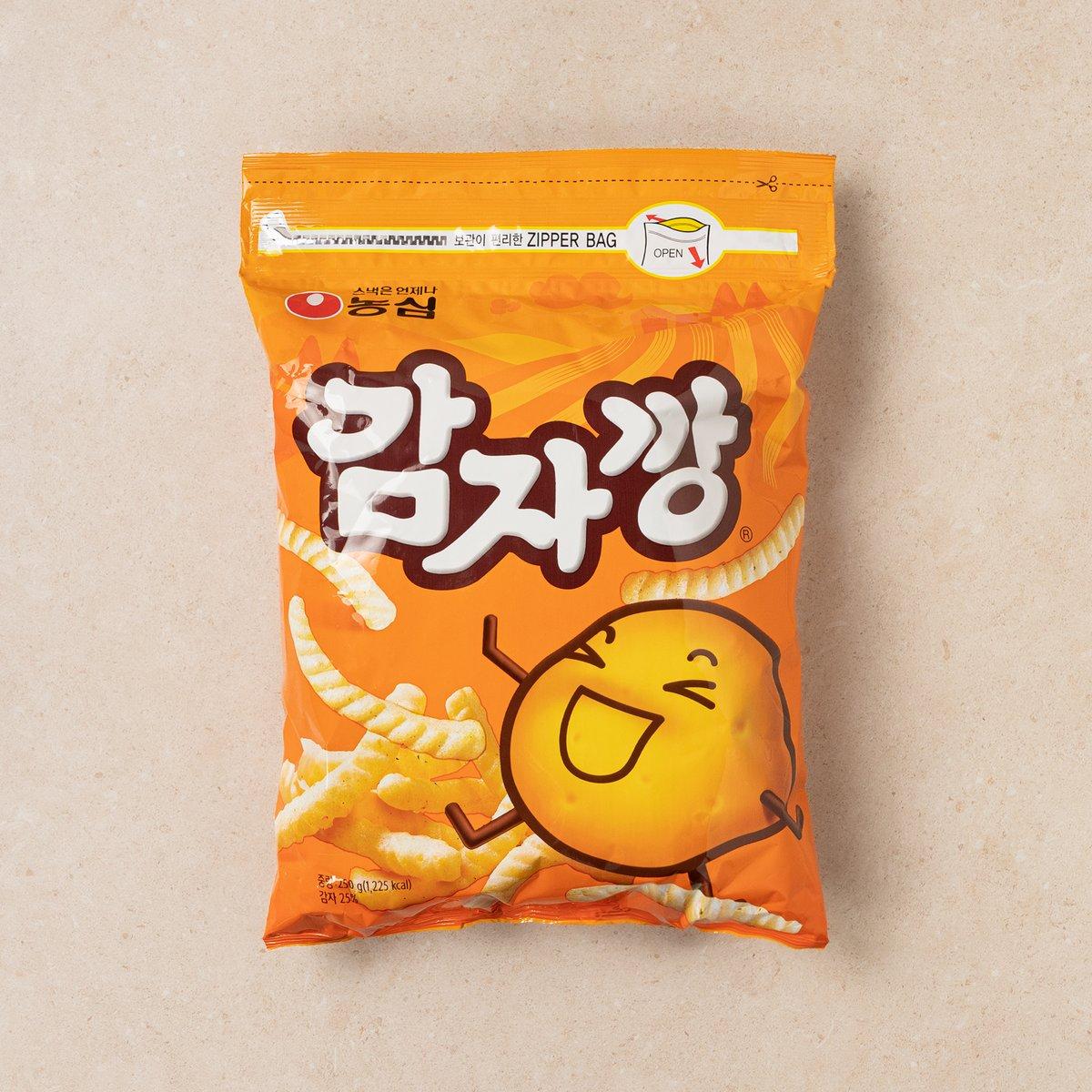 [농심] 감자깡 250g