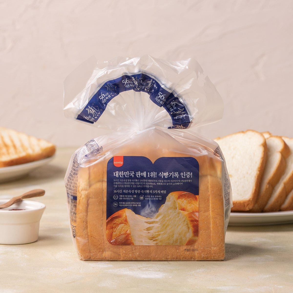 [삼립] 56시간 저온숙성 숙식빵 420g