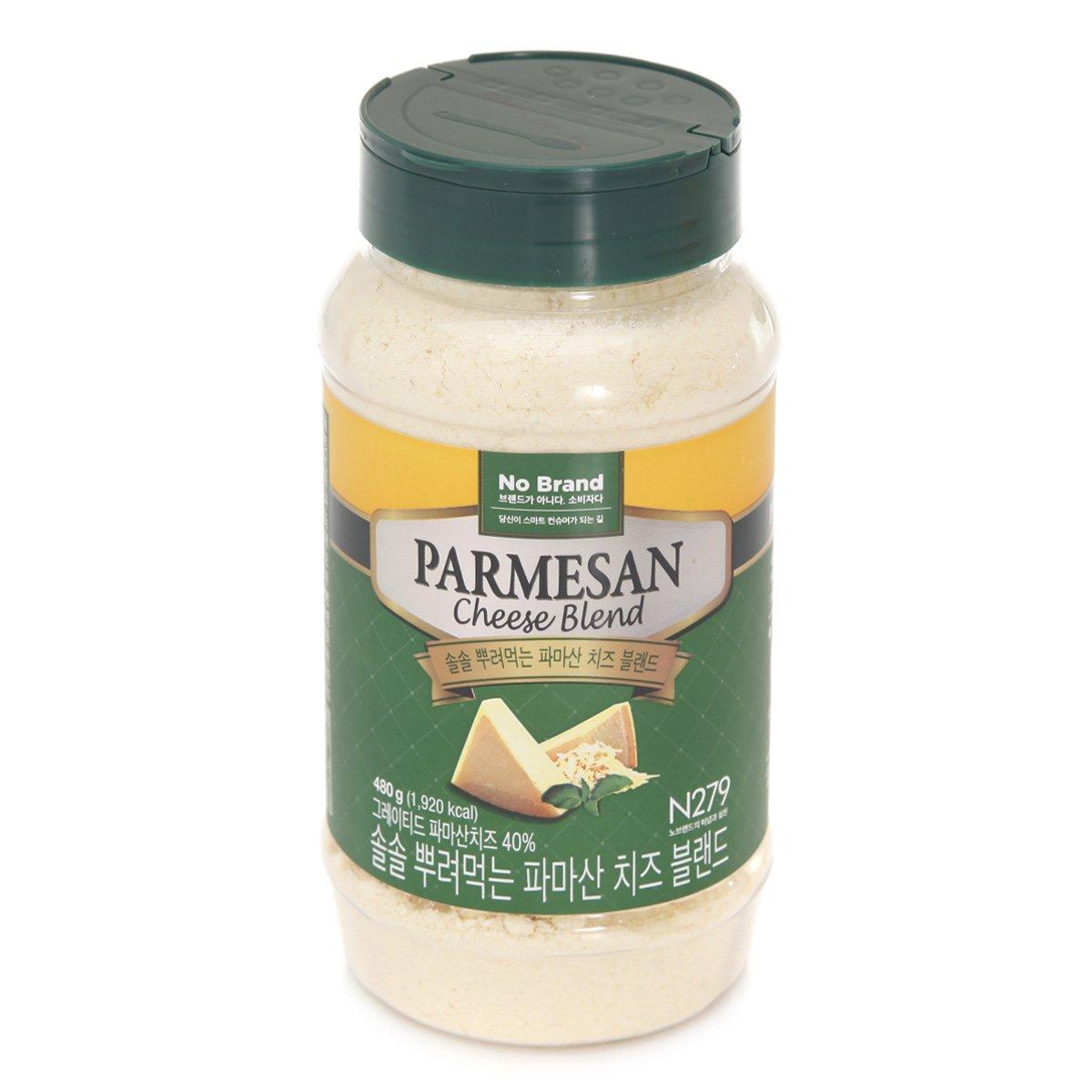 [노브랜드] 솔솔 뿌려먹는 파마산 치즈 가루 블랜드 480g