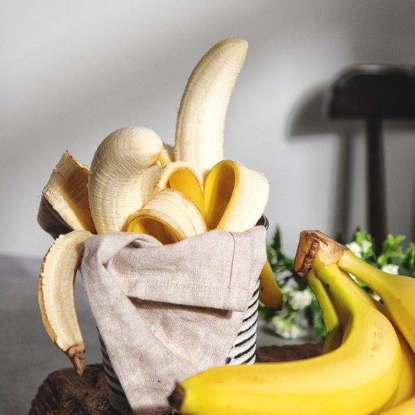 [콜롬비아산] 바나밸리 프레쉬 바나나 1송이 (1.1kg내외)