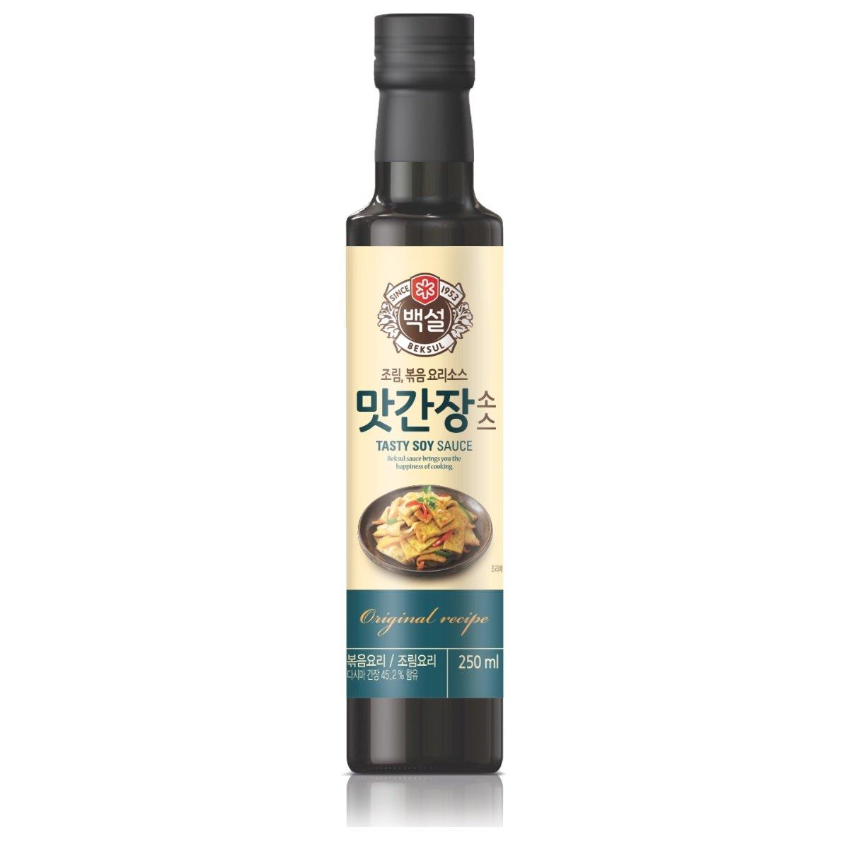 [CJ] 벡살 맛간장소스 250ml