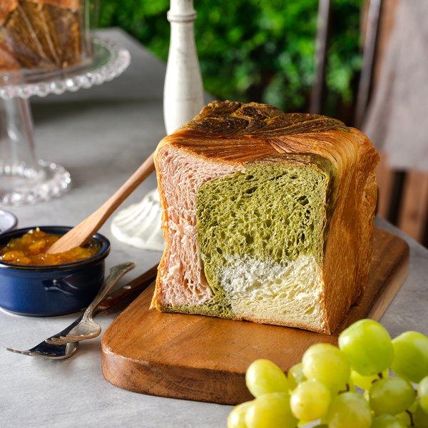 [교토마블]삼색 데니쉬 식빵