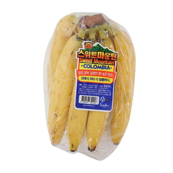 [콜롬비아산] 스미후루 마운틴 바나나 1.3kg내외