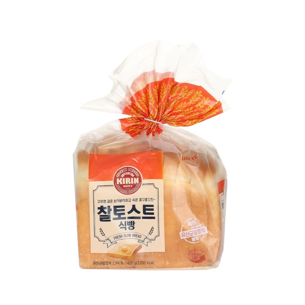 롯데 찰토스트식빵420g