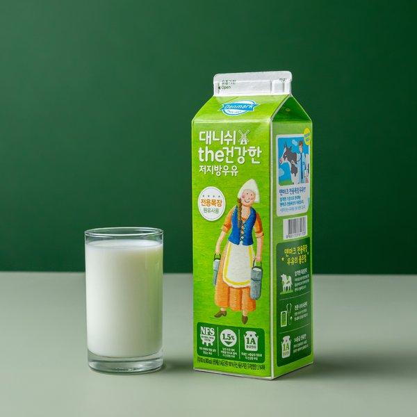 [덴마크] 대니쉬 the건강한 저지방우유 900ml