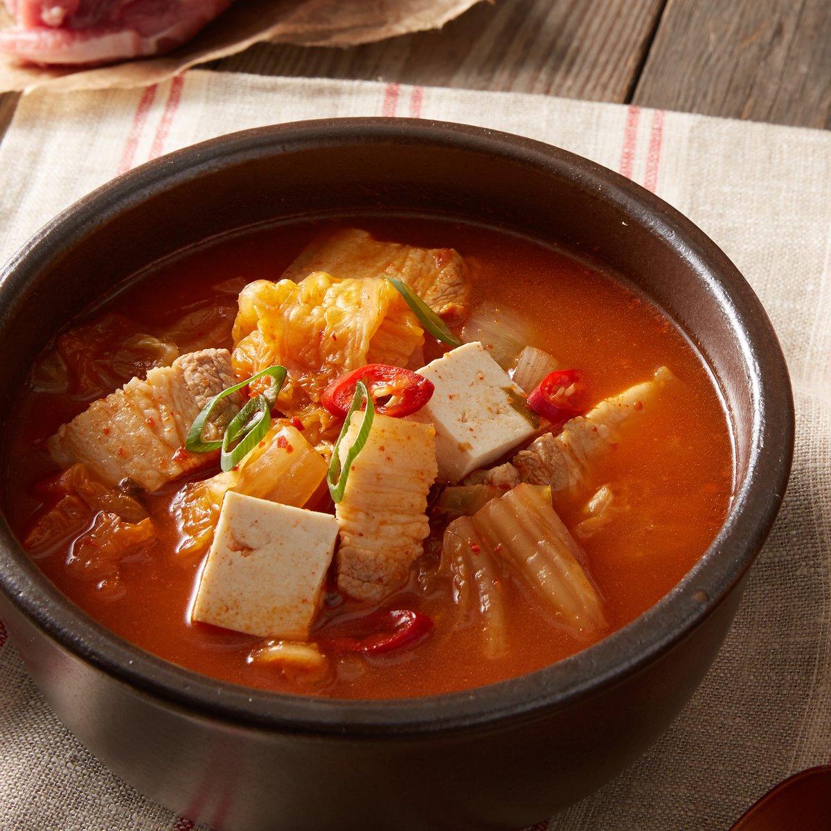 피코크 묵은지김치찌개 350g
