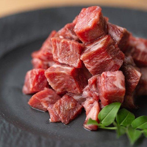 [냉동]우리맛소 국내산 소고기 국거리용 200g