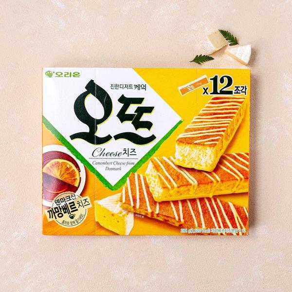 오리온 오뜨 치즈 288g